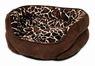 Petmate Beds 26795 Oval Bolster Lounger Bed