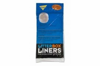 Petmate Dome 28.25inX14.5in 12 Piece Liners