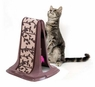 Petmate Jute Cat Scratch Post, Lean on Me