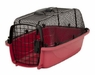 Petmate Look N See Kennel for Pets Up to 10-Pound, Pearl Honey Rose