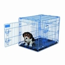 Petmate Puppy 2-Door Training Retreat 24in Blue