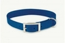Petmate Standard Nylon Adjustable Dog Collar Royal Blue 1 X 28in 2ply