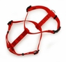Petmate Standard Nylon Dog Harness Red 1 X 28-36in