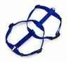 Petmate Standard Nylon Dog Harness Royal Blue 5/8 X 14-20in