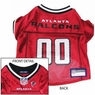 Pets First Atlanta Falcons NFL Dog Jersey - Extra Small