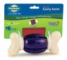 PetSafe Busy Buddy Funny Bone Dog Toy, Medium/Large