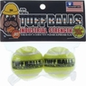 Petsport Jr. Set of 2 Tuff Balls Dog Toys