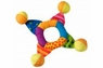 Petstages Mini Toss Ring Dog Toy