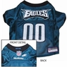 Philadelphia Eagles NFL Dog Jersey - Large