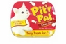 Pitr Pat Cat Breath Treat Tin Liver .43oz