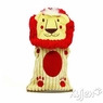 Plush Puppies Bottle Buddy Squeakers Lion