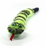 Plush Puppies Invincible Snake Green and Black Small