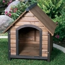 Precision Outback Country Lodge Dog House Large 32X40X34