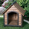 Precision Outback Country Lodge Dog House Medium 30X35X32