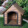 Precision Outback Country Lodge Dog House Small 28X30X30