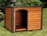 Precision Outback Log Cabin Dog House Extreme Large 45X33X33