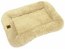Precision Pet 1000 Snoozzy Low Bump Crate Bed, Long Nat Terry