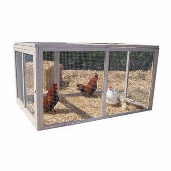 Precision Pet Extreme Hen House Pen, 55.12 by 37.99 by 30.12-Inch
