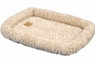 Precision Snoozzy 1000 Cozy Bumper Bed Natural 18X14