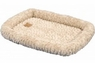 Precision Snoozzy 3000 Cozy Bumper Bed Natural 31X21