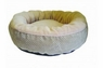 Precision Snoozzy Donut Bed Bump Chenille Baby Terry Tan 22in