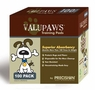 Precision ValuPaws Housebreaking Pads 22x22in 100pk