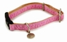 Premier Bark Avenue Quick Snap Collar Small 3/4in Pink