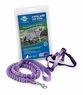 Premier Come With Me Kitty Harness & Bungee Leash Medium Lilac