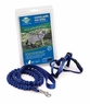 Premier Come With Me Kitty Harness & Bungee Leash Medium Royal