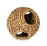 Prevue Hendryx 1094 Nature's Hideaway Grass Ball Toy, Medium