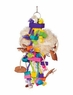 Prevue Hendryx 62375 Bodacious Bites Tough Puff Bird Toy