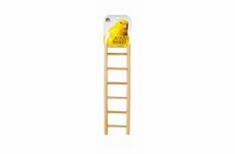 Prevue Pet Products Birdie Basics Wood Ladder 7-Rung