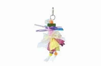 Prevue Pet Products Calypso Creations Spinning Straws Bird Toy