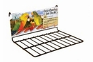 Prevue Pet Products Small Wire Patio Sundeck Black