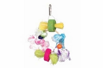 Prevue Pet Products Stick Staxs Lots of Knots Bird Toy