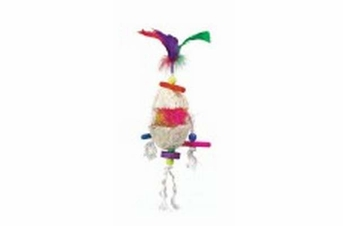 Prevue Pet Products Tropical Teasers Fireball Bird Toy