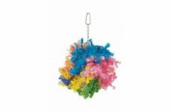 Prevue Pet Products Tropical Teasers Krusty Bird Toy