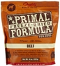 Primal Pet Foods Inc. Freeze Dried Formulas Beef Nuggets - Dog, 14Oz Pack Of 4 Case