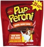 Pup-Peroni Bacon Flavor Dog Snack, 5.6-Ounce Pouches