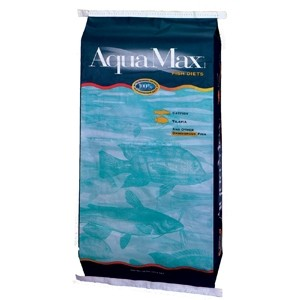 Purina mills fish chows aquamax dense for Purina tropical fish food