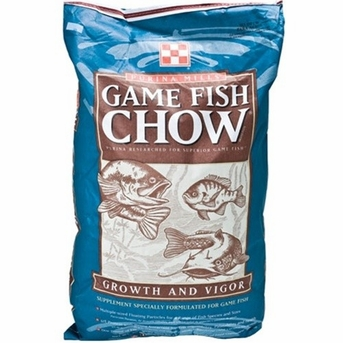 Purina mills fish chows aquamax start for Purina tropical fish food
