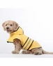 Rainy Days Dog Slicker in Yellow Size: XX-Large