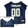 San Diego Chargers NFL Dog Jersey - Large