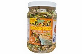 San Francisco Bay Brand Healthy Herp Instant Meal Dragon Adult Bulk 3.9oz