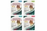 Scratchex Color-Full Formula 5 Flea & Tick Collars for Dogs