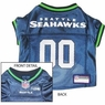 Seattle Seahawks NFL Dog Jersey - Extra Small