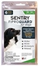 SENTRY FiproGuard Flea & Tick Topical for Dogs 6 Dose 23-44lbs