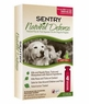 SENTRY Natural Defense Flea & Tick Squeeze-On Dog Over 40lb 4ct