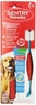 Sentry Petrodex VS Dental Kit Adult Dog Poultry Fresh Mint Dual Toothpaste