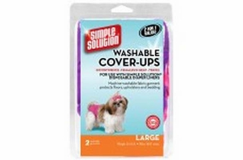 Simple Solution Washable Cover-Ups Large 2pk